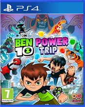 بازی Ben 10: Power Trip - R2 - PS4