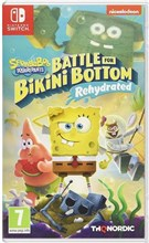 بازی Spongebob Squarepants: Battle for Bikini Bottom Rehydrated - Nintendo Switch