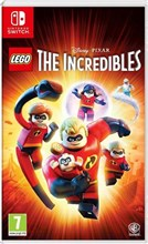 بازی LEGO The Incredibles - Nintendo Switch
