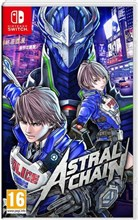 بازی انحصاری Astral Chain - Nintendo Switch