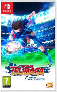 بازی   Captain Tsubasa: Rise of New Champions - ٔNintendo Switch