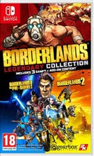 بازی Borderlands Legendary Collection - Nintendo Switch نینتندو سوییچ