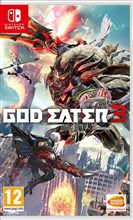 بازی God Eater 3 - Nintendo Switch نینتندو سوییچ