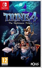 بازی  Trine 4: The Nightmare Prince- Nintendo Switch نینتندو سوییچ
