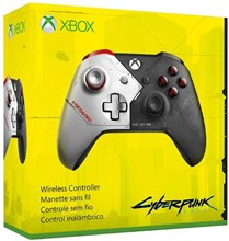 دسته بازی Xbox Wireless Controller Cyberpunk 2077 Limited Edition