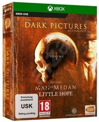 پک بازی The Dark Pictures Anthology جلد اول برای XBOX ONE
