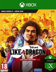 بازی Yakuza: Like a Dragon: Day Ichi XBOX ONE -SERIES