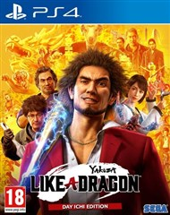 بازی Yakuza: Like a Dragon: Day Ichi برای PS4