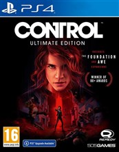 بازی Control Ultimate Edition  برای PS4