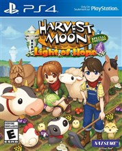 بازی ریجن 1 HARVEST MOON LIGHT OF HOPE SPECIAL EDITION برای PS4