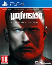 بازی Wolfenstein: Alt History Collection on PlayStation 4