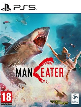 بازی Maneater on PlayStation 5 برای PS5