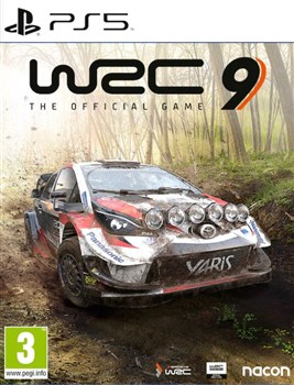 بازی WRC 9 FIA World Rally Championship برای PS5