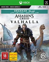 نسخه Drakkar Edition بازی Assassin's Creed Valhalla برای XBOX ONE-SERIES