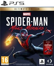 بازی Spider-Man: Miles Morales Ultimate Edition - PS5