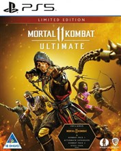 بازی استیل بوک MK 11 - Ultimate Edition - Limited Steelbook PS5