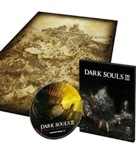 پکیج MAP AND SOUNDTRACK DARK SOULS 3