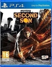 INFAMOUS : SECOND SON FOR PS4 رجین 2