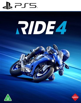 بازی Ride 4 on PlayStation 5