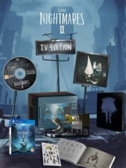 نسخه کالکتور  بازی Little NightMares II TV Edition برای PlayStation 4