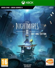 بازی Little Nightmares II برای XBOX ONE-SERIES