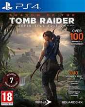 نسخه  Definitive Edition بازی Shadow of the Tomb Raider برای PS4