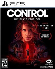 بازی Control Ultimate Edition برای PS5