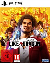 بازی Yakuza: Like a Dragon برای PS5