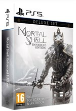 نسخه Enhansed Edition Deluxe بازی Mortal shell برای PS5