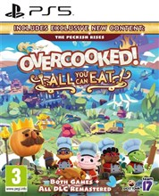 بازی Overcooked! All You Can Eat برای PS5