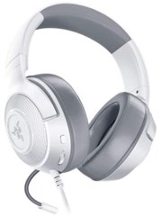 هدست گیمینگ Razer Kraken X 7.1 Gaming Headset - Mercury White