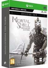 نسخه Enhansed Edition Deluxe بازی Mortal shell برای XBOX