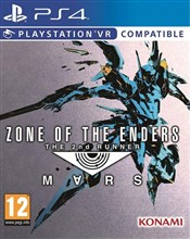 بازی Zone Of The Enders 2nd Runner Mars برای PSVR