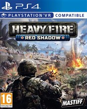 بازی Heavy Fire: Red Shadow برای PS4VR