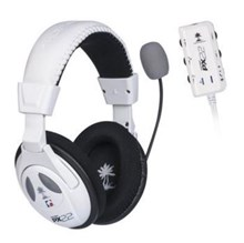هدست سفید TURTLE BEACH EAR FORCE PX22