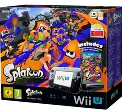 کنسول بازی WII U مدل Nintendo Bundle Spaltoon