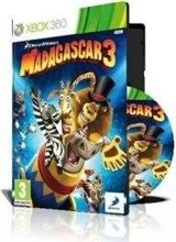 Madagascar 3 The Video Game XBOX 360