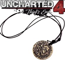 گردنبند Uncharted 4 Nathan Drake Style Necklaces