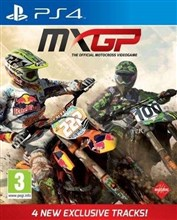 MX GP THE OFFICIAL MOTOCROSS VIDEOGAME  FOR PS4