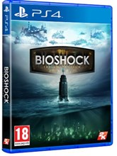 بازی Bioshock: The Collection برای PS4