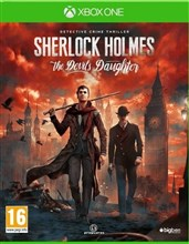 بازی Sherlock Holmes The Devil's Daughter برای XONE