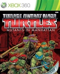 بازی  TMNT Mutants in Manhattan برای XBOX360