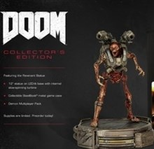 نسخه كالكتور بازي DOOM COLLECTORS EDITION