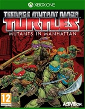 بازی TMNT Mutants in Manhattan برای XBOX ONE