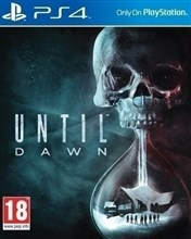 بازي PS4  UNTIL DAWN ریجن 2