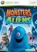 MONSTERS vs ALIENS XBOX 360