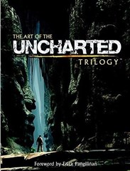 آرت بوک The Art of the Uncharted Trilogy