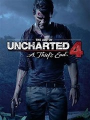 آرت بوک ( كتاب ) The Art of Uncharted 4 Hardcover