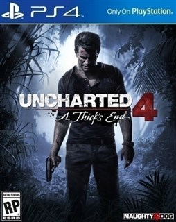 بازی ریجن 2 UNCHARTED 4 THE THIEFS END