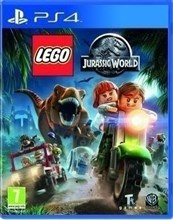 بازی   PS4 LEGO JURASSIC WORLD